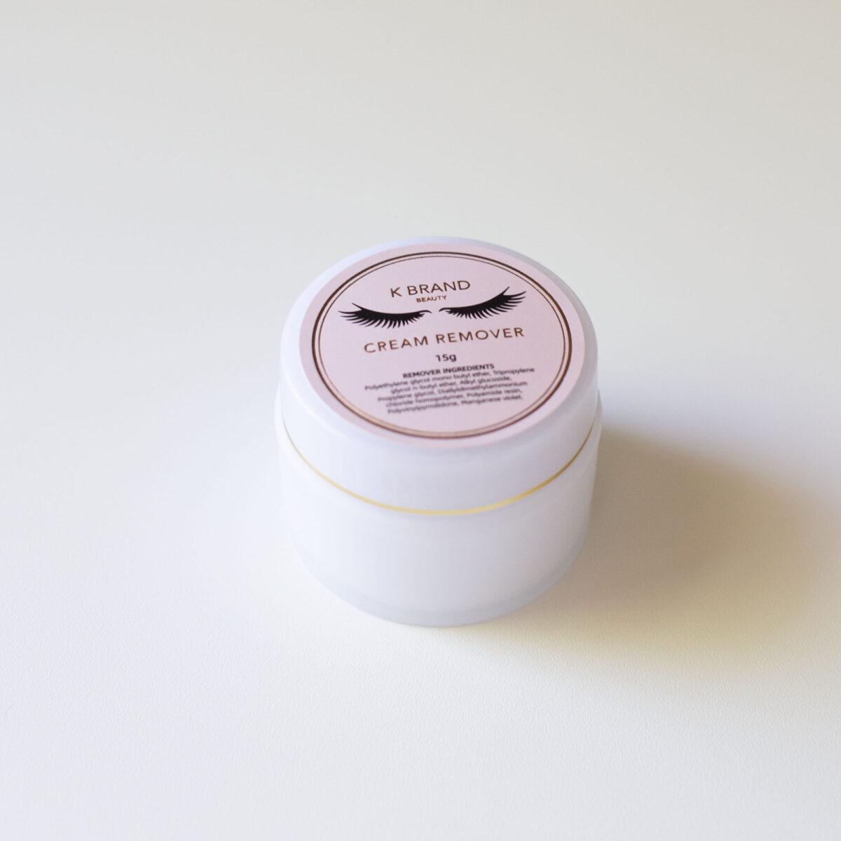 Cream Remover Lemon Lavender