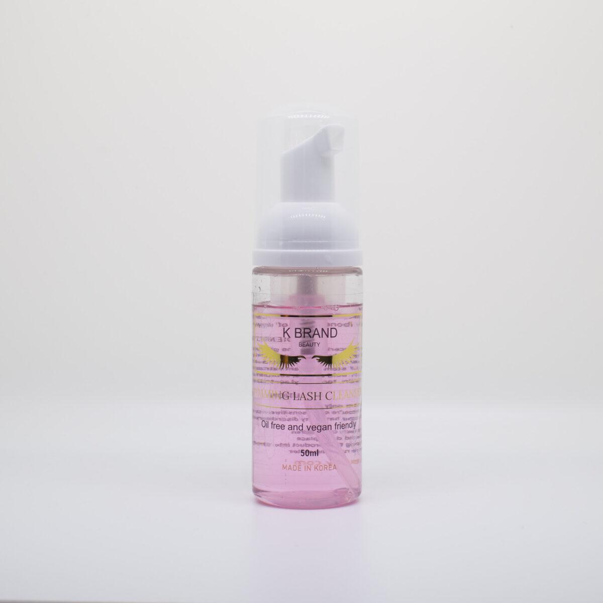 Lash Shampoo Peach