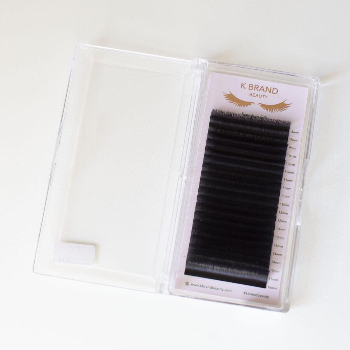 Premium Silk Volume -- 0.03 Mix Size (20 Strips)